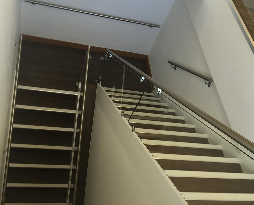 Commercial Glass Balustrades