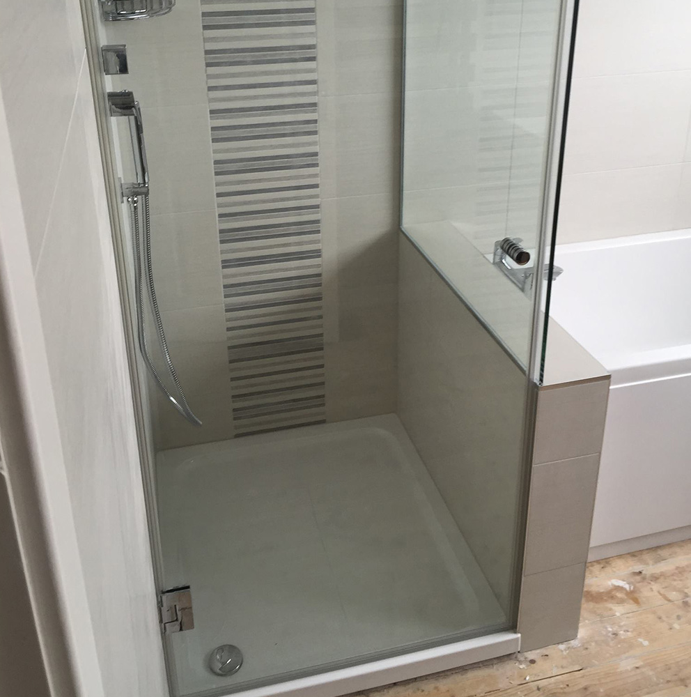 Glass Shower Screens In Leeds