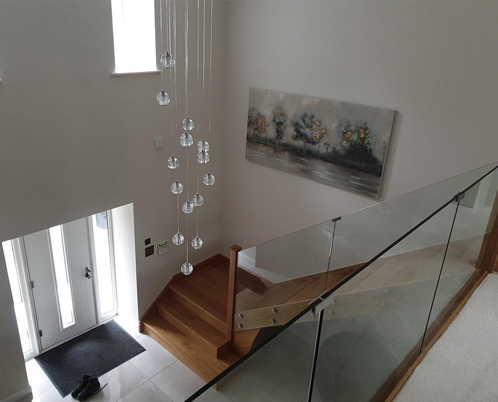 Interior Glass Balustrades Leeds